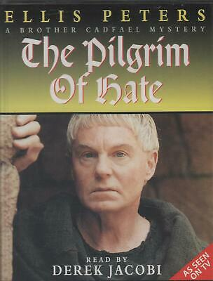THE PILGRIM OF HATE (Cadfael) by Ellis Peters ~ Two-Cassette Audiobook