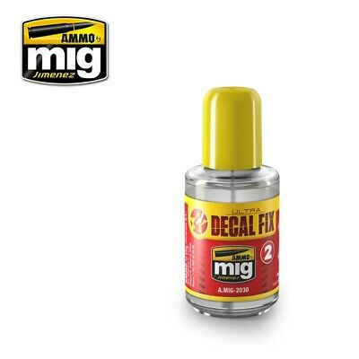 AMMO OF MIG ULTRA DECAL FIX 30ml AMIG2030