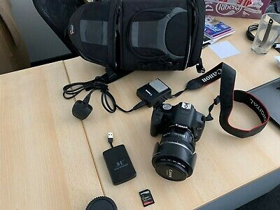 EOS 500D with EFS 17-85mm Camera Kit
