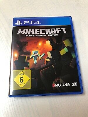 Minecraft - PlayStation 4 / PS4 (NEU & OVP!)