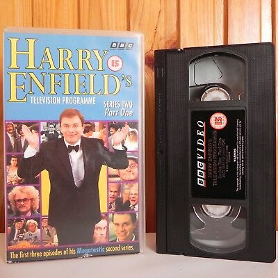 Harry Enfield's Television Programme - Series Two - Part One - BBC - Pal VHS