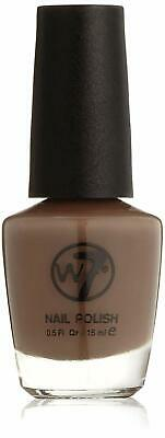 W7 Cosmetics Nail Polish Number 70 SUEDE 15 ml