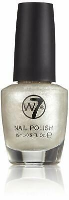 W7 Cosmetics Nail Polish Number 57 POLAR BEAR 15 ml