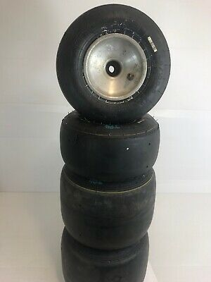 Jet Wheels with Used Tyres, Kart, Karting, X30