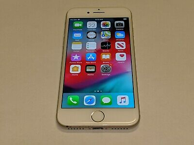 Apple iPhone 7 A1778 32GB AT&T Wireless White/Silver Smartphone/Cell Phone