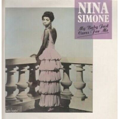 "NINA SIMONE My Baby Just Cares For Me 12"" VINYL UK Charly 1985 3 Track Nina"