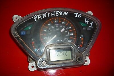 Instrument Instrumentation Honda Panthéon 125 150 2004 2005 2006 2008 Injection