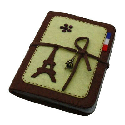 Non-woven Fabric Felt Applique Card Holder Ornament Kits for DIY Felt Craft