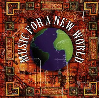 Music For A New World - Various - CD - New