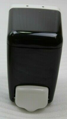 Soap Dispenser AC84001 Mini Azure Lockable 400ml Plastic 115x135x90m New
