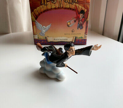 Royal Doulton Harry Potter Figurine - The Remembrall Recovery - in Box.