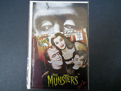 Munsters Autographed Edition Signed By Yvonne Decarlo Limited To 100 Copies❤️❤️