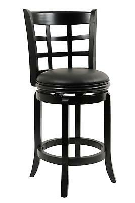 Excellent Boraam Bali 24 In Backless Swivel Counter Stool Natural Squirreltailoven Fun Painted Chair Ideas Images Squirreltailovenorg