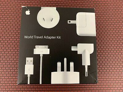 Genuine Apple World Travel Adapter Kit.. MB974ZM/A