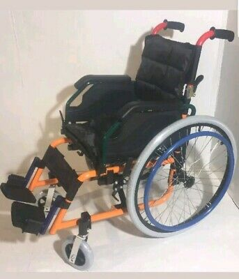 Kids Folding Wheelchair Fully Featured Lightweight (North Qld)