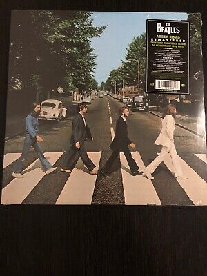 ABBEY ROAD by THE BEATLES! *LIMITED REMASTERED LP* Heavyweight 180g, Brand New!