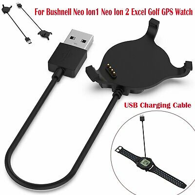Replacement Charger for Bushnell Neo Ion1/2/ Excel Golf USB Fast Charging Cable