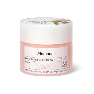 [MAMONDE] ROSE WATER GEL CREAM 80ml / K-Cosmetic