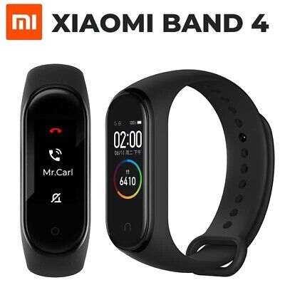 100% Xiaomi Mi Band 4 Smart Bracelet Sport Smartwatch Global Version AMOLED 5.0
