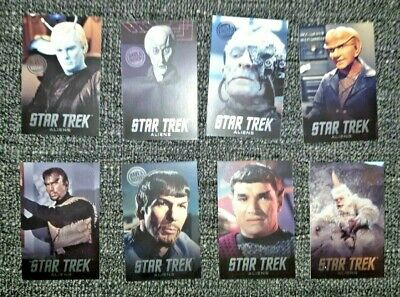 Dave and Busters Star Trek - (Aliens Set) (Non Foil) Cards - Free Shipping
