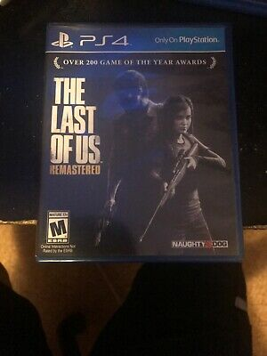 The Last of Us Remastered (Sony PlayStation 4, 2014)