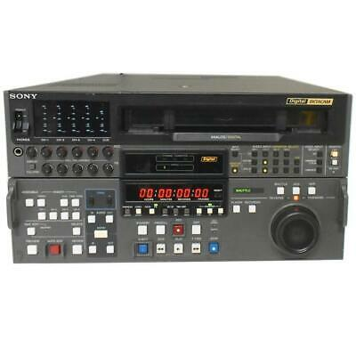 Sony Digital Betacam DVW-A500P Digital Videocassette Player