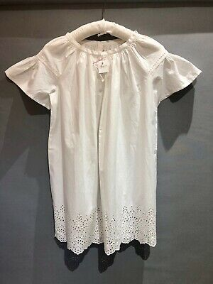 Bonpoint Broderie Anglaise Girls Dress RRP £140 Size: Age 3 BNWT