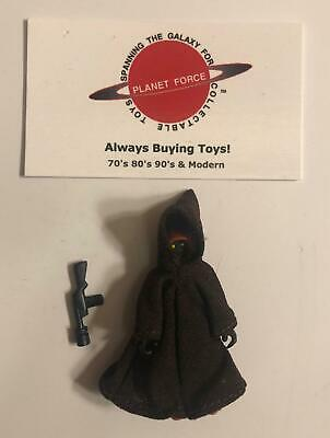1977 Jawa Complete Vintage Star Wars Kenner Figure Original Accessories