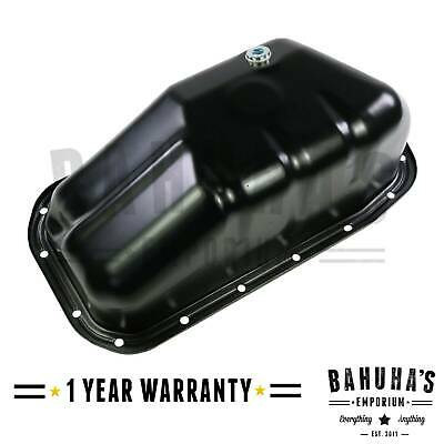 For Renault Clio 1.2 Steel Engine Oil Sump Pan *Brand New* 8200702781