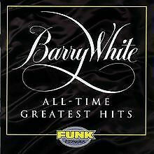 All Time Greatest Hits von White,Barry | CD | Zustand sehr gut