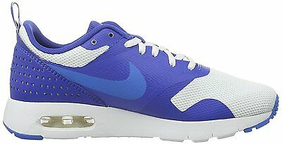NIKE AIR MAX Tavas (GS) Running Shoe BlueGreyWhite 814443