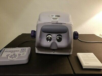 Titmus i400 Vision Screener W/ Membrane Remote Control Panel + 30 Day Warranty