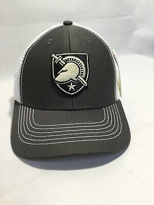 d825c72e7182b Ncaa Army Black Knights Adult Unisex Sideline Mesh Cap - Adjustable Size Hat