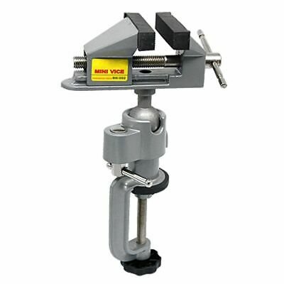 Clamp Table Craft vise Bench Vises Grinder Holder Drill Stand for Rotary Tool