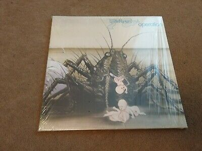 Birth Control - Operation - REISSUE VINYL LP (2008) Kraut Rock Prog