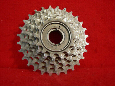 New-Old-Stock Suntour Alpha 6-Speed Freewheel ...Indexing Compatible 14x28