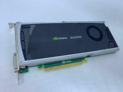 PNY NVIDIA QUADRO 4000 2GB PCIe GDDR5 Workstation Video