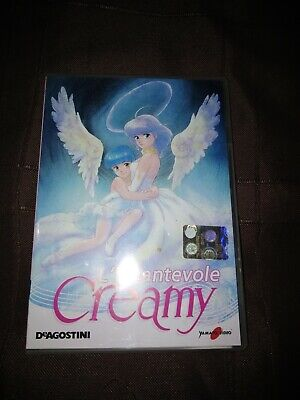 Lotto DVD Creamy De Agostini Collection
