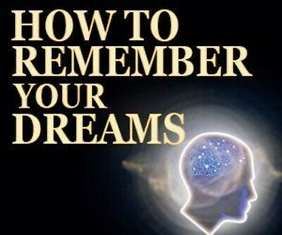 How to Remember Your Dreams – Anthony Metivier Contents: Videos, Pdfs