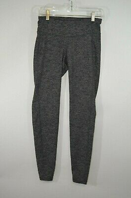 OLD NAVY  Women's  Active-Wear Go-Dry fitted Capri Black/grey Size Medium
