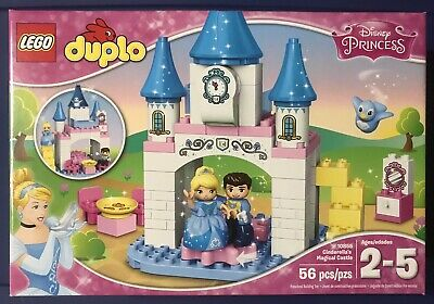 LEGO Duplo 10855 Disney Princess Cinderella's Magical Castle, Brand New & Sealed