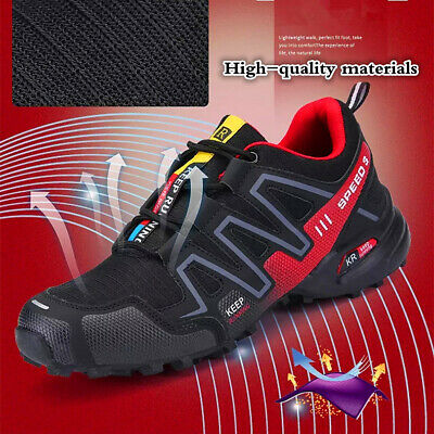 Athletic Men's Sports Salomon Speedcross Running Hiking Casual Shoes Sneakers