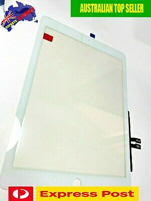 ORIGINAL APPLE iPAD 6 6th Gen 2018 TOUCH SCREEN GLASS REPLACEMNT DIGITIZER WHITE
