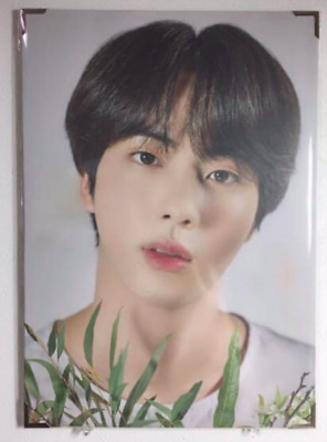 BTS  JIN  LOVE YOURSELF official premium photo card world tour 2018