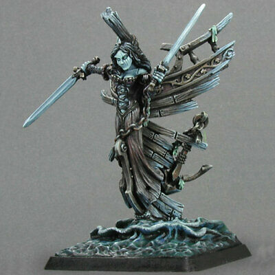 Reaper Warlord 14106 Dark Maiden Razig Dryad Wood Golem Ship Figurehead Spirit