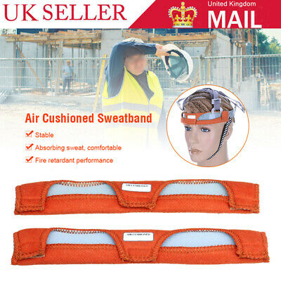 2/4/10pcs Welding Helmet Replace Sweatband Sweat Band For Hard Hat Air Cushioned