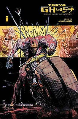 Tokyo Ghost Volume 1: Atomic Garden by Rick Remender, NEW Book, FREE & FAST Deli