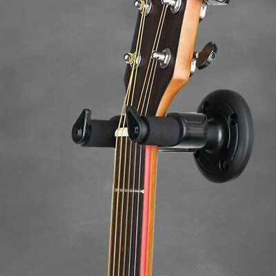 Guitar hook Hanger Adjustable Wall Mount Display Bracket Hook Holder Bass Stand