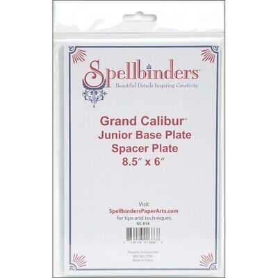 "Spellbinders Grand Calibur Junior Base Plate A-8.5""x6"""