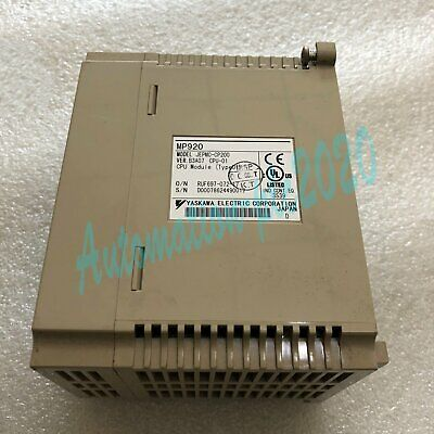 Used Yaskawa JEPMC-CP200 Controller MP920 CPU-01  tested it in good condition